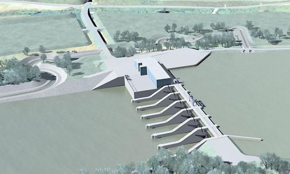 Počinje gradnja HE Mokrice vrijedne 150 milijuna eura