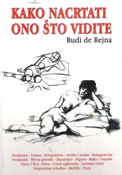 Rudy De Reyna – Kako nacrtati ono što vidite