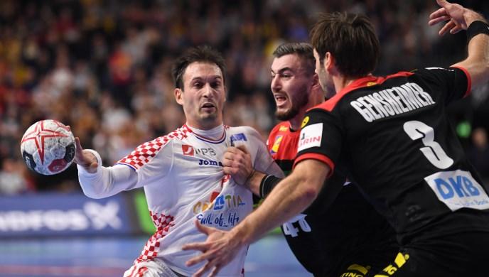 Hrvatska ostala bez polufinala nakon poraza od Njemačke
