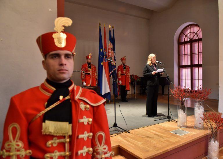 Obilježavanje 100. obljetnice ujedinjenja Međimurja s maticom zemljom Hrvatskom