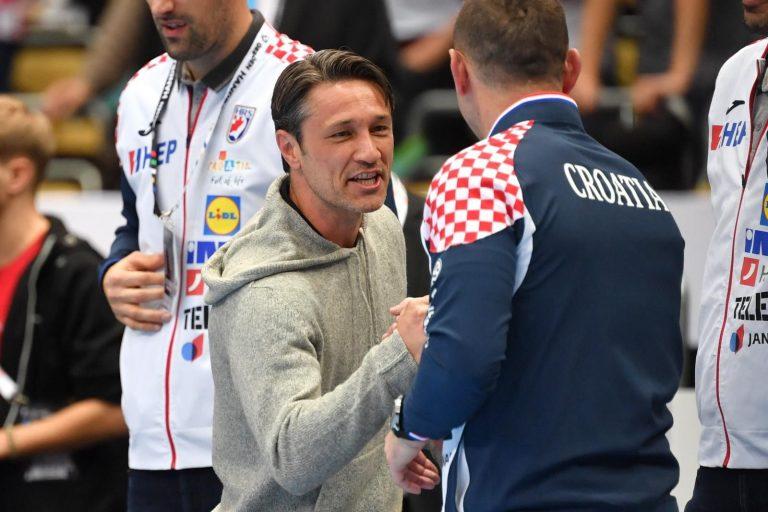 Niko Kovač navijao za Hrvatsku i nagradio najboljeg igrača