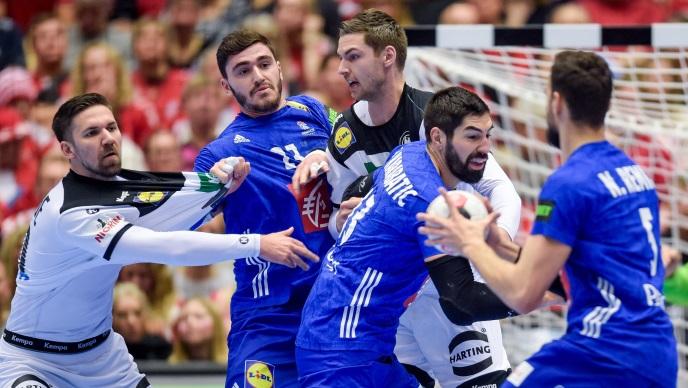 Rukometna reprezentacija Francuske osvojila treće mjesto na Svjetskom prvenstvu u Njemačkoj i Danskoj