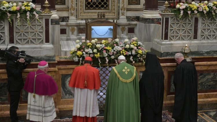 Papa otvorio Molitvenu osminu za jedinstvo kršćana
