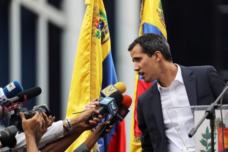 Predsjednik venezuelskog parlamenta Guaido se proglasio predsjednikom, Trump ga odmah priznao