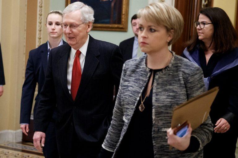 Prijedlozi za otvaranje vlade propali u američkom Senatu