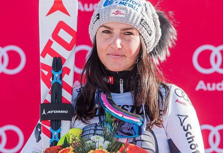 Prva pobjeda Austrijanke Stefanie Venier