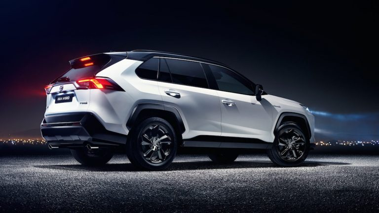 Toyota Rav4 Hybrid – bez kompromisa