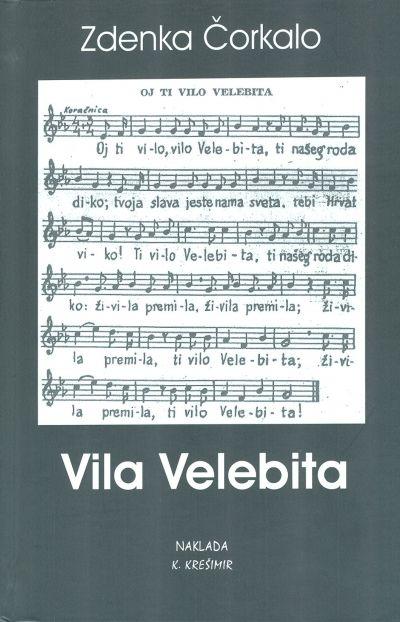 Zdenka Čorkalo – Vila Velebita