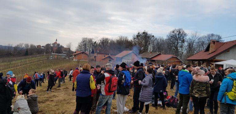 Vincekovo u međimurske vinograde privuklo nekoliko tisuća ljudi