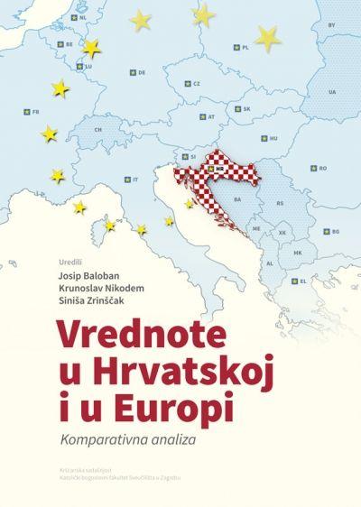Baloban, Nikodem, Zrinščak – Vrednote u Hrvatskoj i u Europi