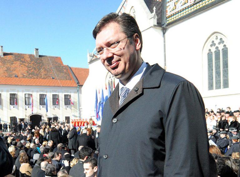 Vučić: Hrvatska i Srbija moraju imati bolje odnose žele li opstati