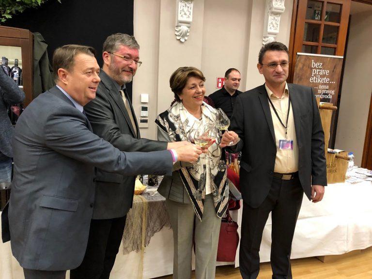 """Otvoren """"WineOS"""" – najveći vinski festival istoka Hrvatske"""