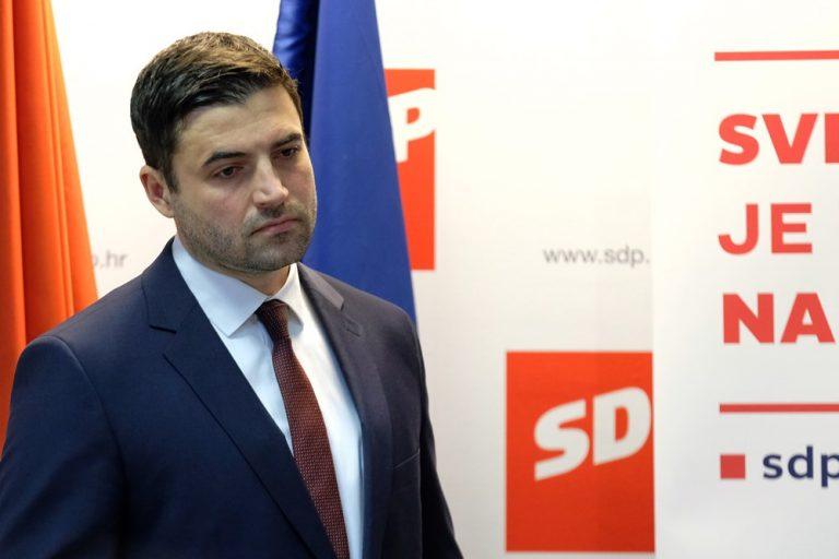 Bernardić: Vrijeme je da hrvatski građani postanu ravnopravni građanima Europske unije