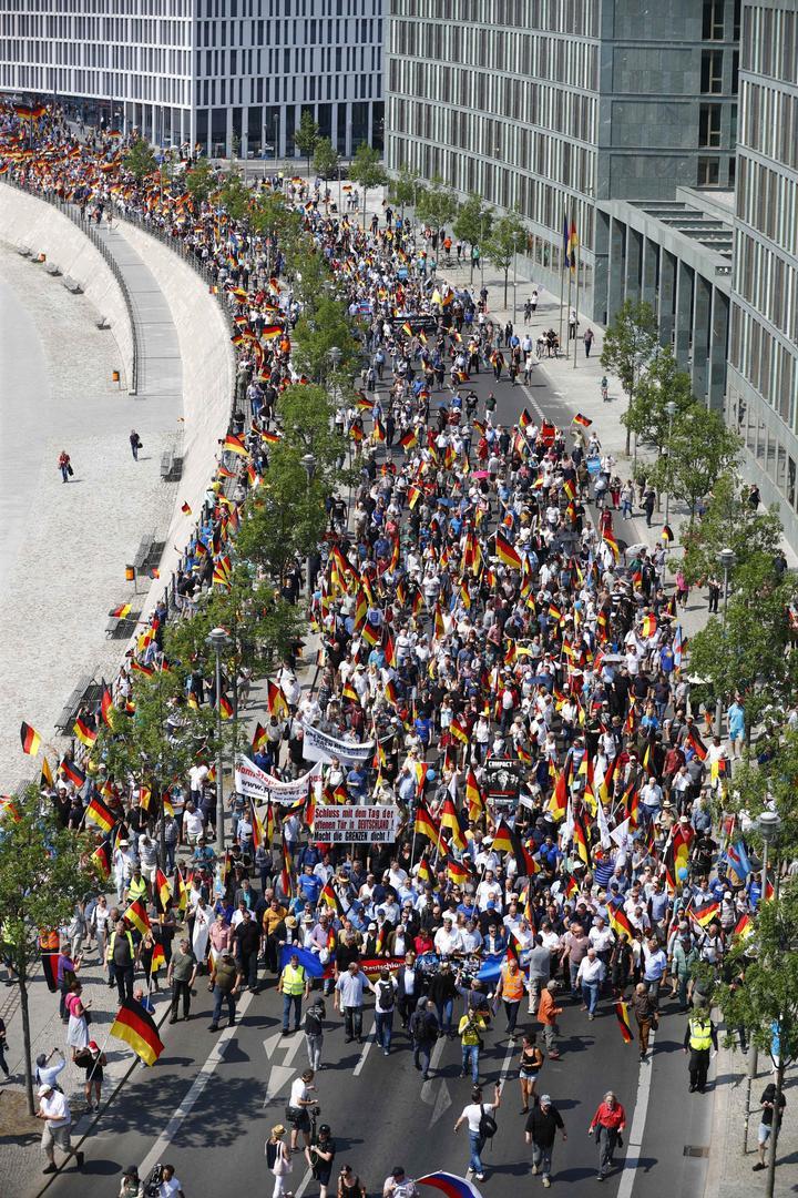 Desničarski AfD prijeti 'dexitom', predlažu ukidanje Europarlamenta