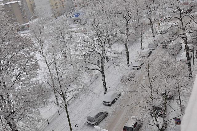 Cijela Europa pod snijegom i olujnim vjetrom