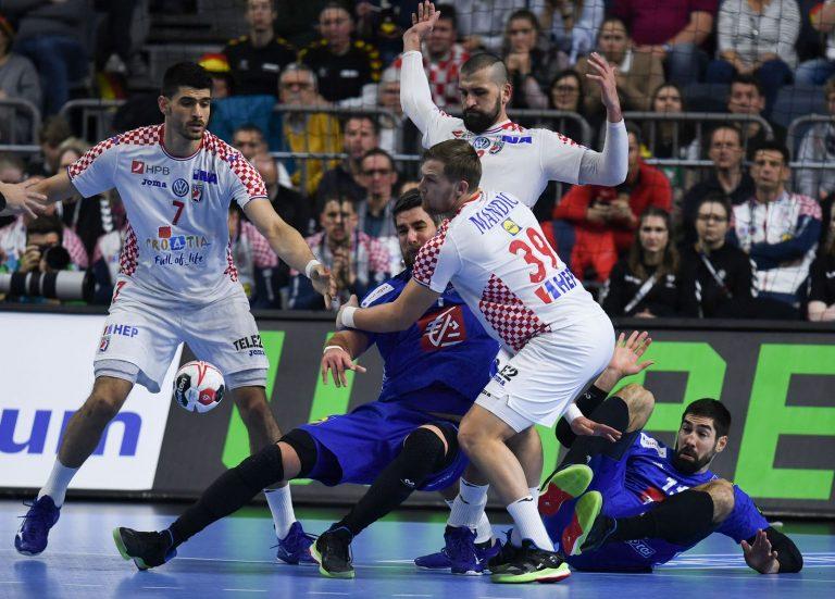 Hrvatska svladala Francusku i osigurala kvalifikacije za Olimpijske igre