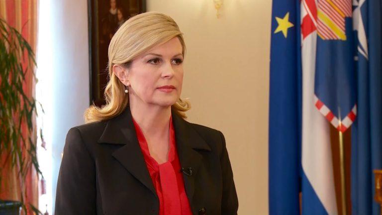 Intervju s Grabar Kitarović: Nisam sklopila pakt s Plenkovićem – i dalje ću upozoravati