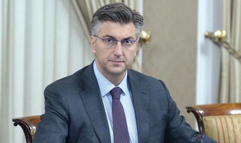 Predsjednik Vlade Andrej Plenković dao prvi intervju u ovoj godini