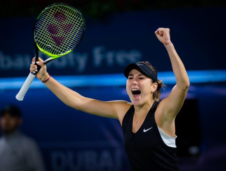 WTA Dubai: Bencic tjedan iz snova okrunila naslovom