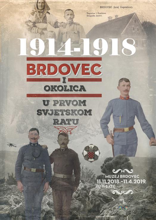 Brdovec i okolica u Prvom svjetskom ratu