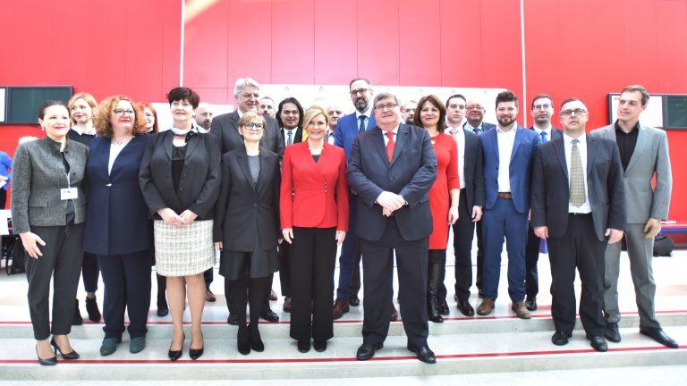 """Predsjednica otvorila Međunarodnu konferenciju """"Brendiranje kulture"""""""