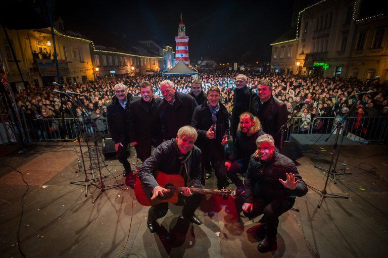 193. Samoborski fašnik – glazbene zvijezde i ove godine na Fašniku