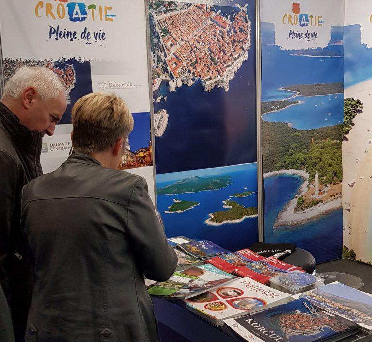 Turistička ponuda Dubrovnika na sajmu Holiday Show Brussels