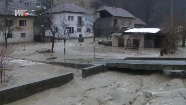 Izvanredno stanje zbog poplava u BiH