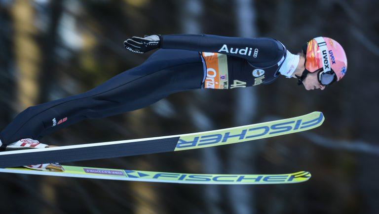 Skijaški skokovi: Geiger ispred Stocha i Kobayashija