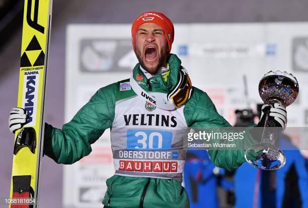 Njemačka slavi svoj junaka, Markus Eisenbichler osvojio naslov svjetskog prvaka