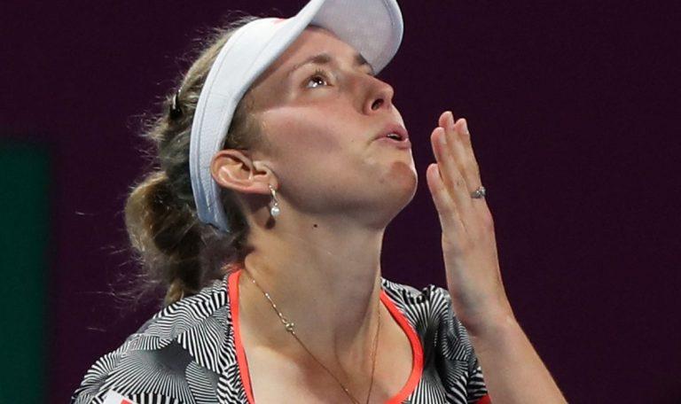 Belgijka preokretom osvojila ugledni turnir u Dohi