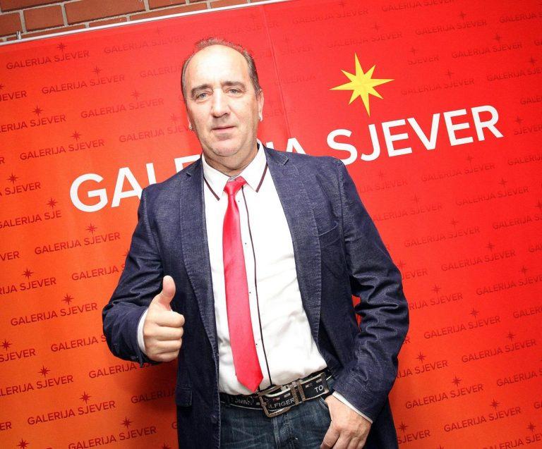Nakon privođenja u policijsku postaju oglasio se i Grdović