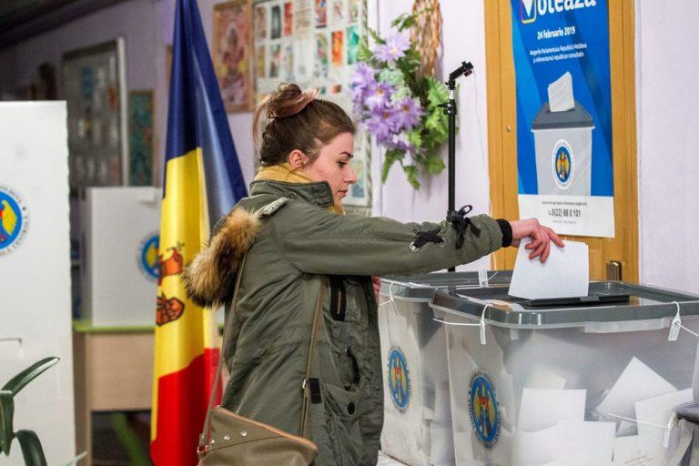 """""""Snažne indicije o kupovini glasova"""" na parlamentarnim izborima u Moldaviji"""