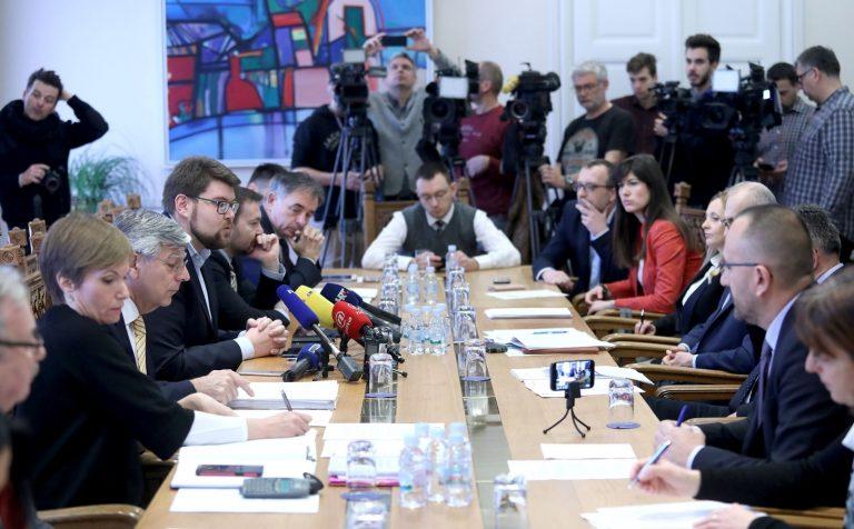 """""""HDZ i SDP za daljnje funkcioniranje korumpiranog političkog sustava"""""""