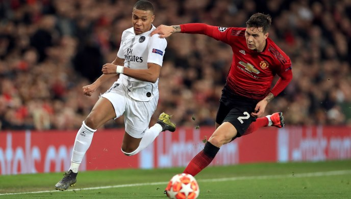 Liga prvaka: PSG potopio United u Manchesteru