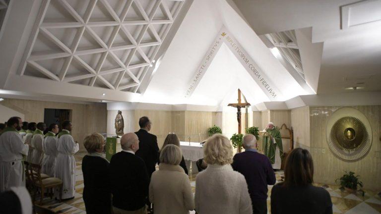 Papa Franjo: Korumpirane osobe vrlo teško mijenjaju svoj život – Iza tih likova je đavao