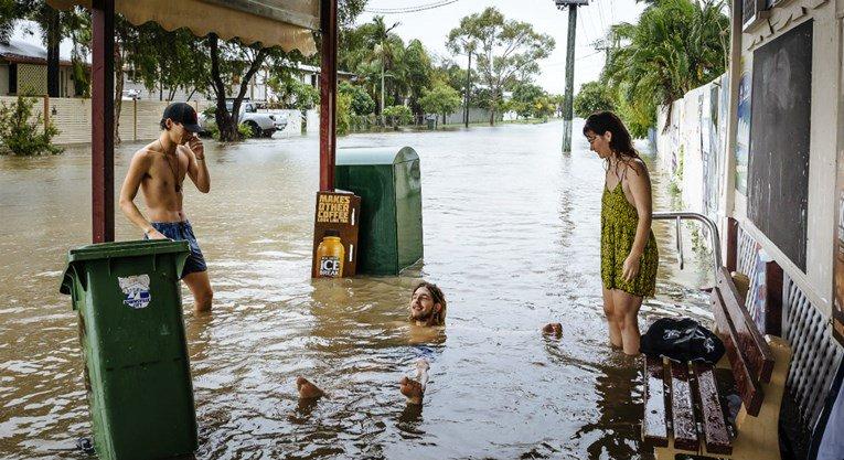 Poplave koje se događaju jednom u stoljeću pogodile Australiju