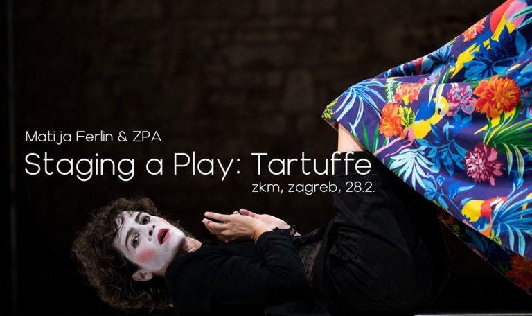 Nagrađivana predstava Matije Ferlina ponovno u Zagrebu