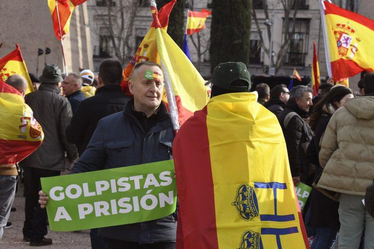 Tisuće na prosvjedu u Madridu protiv Sanchezove politike prema Kataloniji