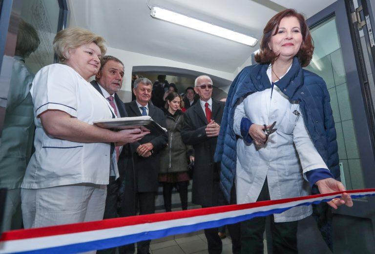 U bolnici Vrapče svečano otvoren novouređeni prostor Radiologije i pušten u rad CT