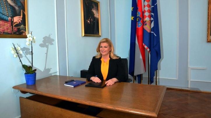 Ured predsjednice odbacio Radeljićeve tvrdnje