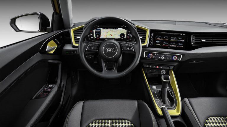 Auto Market – test Audija A1