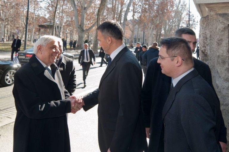 Grčki predsjednik Prokopis Pavlopoulos posjetio Arheološki muzej u Zagrebu