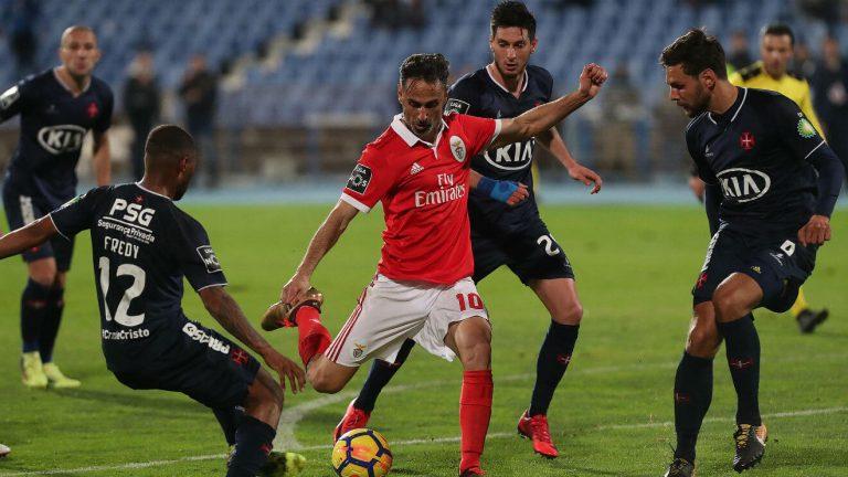Benfica uoči Dinama s velikim pogreškama