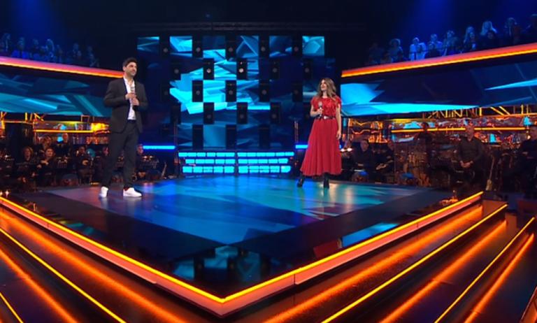 Jelena Radman i Borko Perić pobjednici prve emisije Zvijezde pjevaju