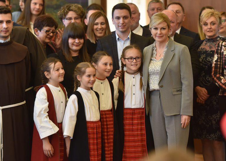 Dan otvorenih vrata za Hrvate Bosne i Hercegovine u Uredu predsjednice