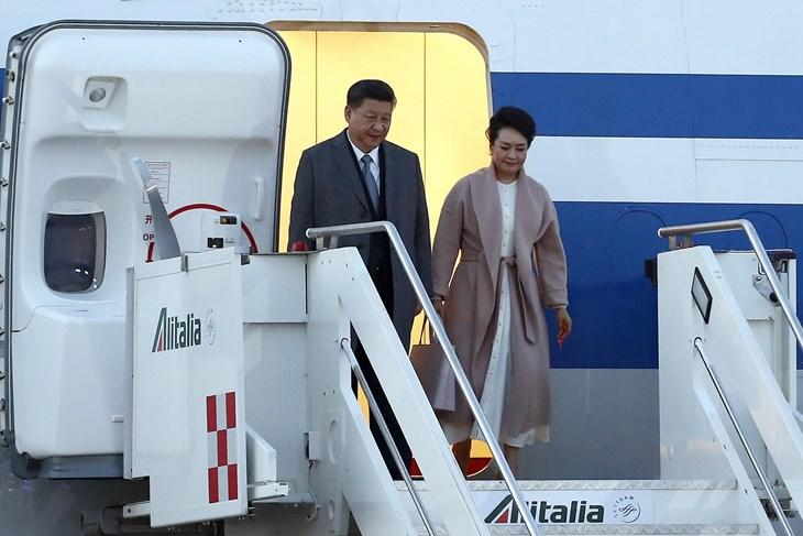 Kineski predsjednik u Italiji namjerava potpisati sporazum o novom Putu svile