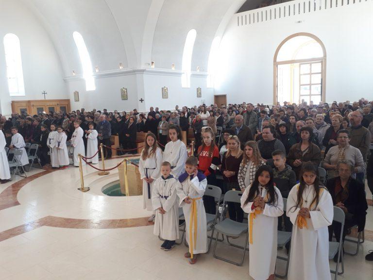 Korizmeno hodočašće Gospićko-senjske biskupije na Udbinu