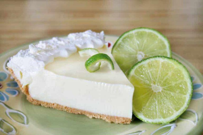 Lagana torta od limete / recept