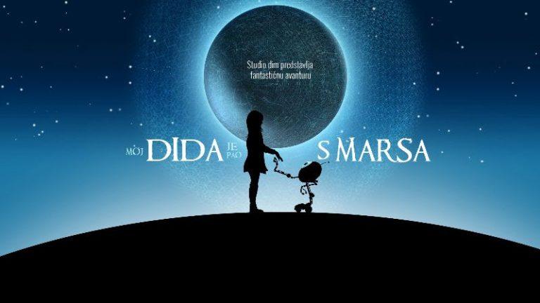 Međunarodna premijera filma 'Moj dida je pao s Marsa'